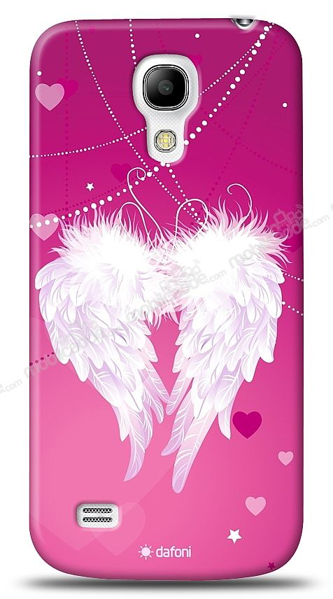 Samsung i9190 Galaxy S4 mini Angel Kılıf
