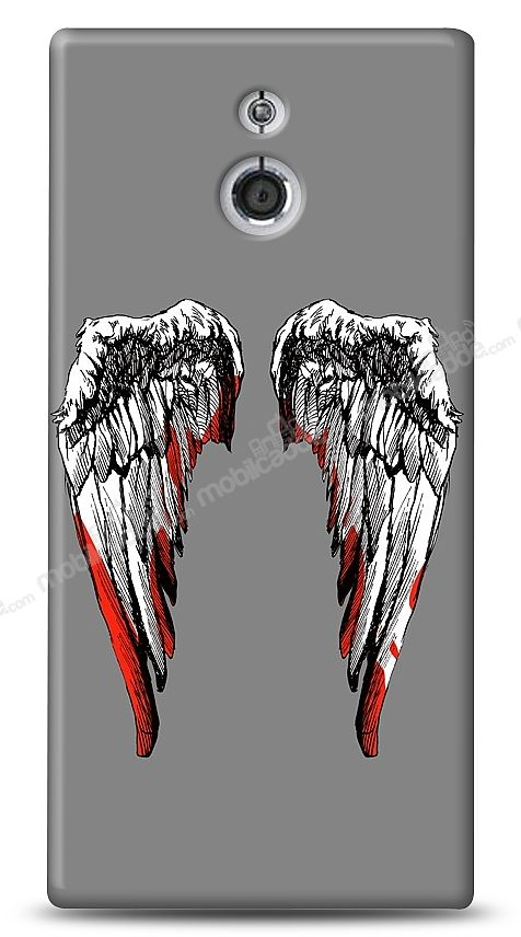 Sony Xperia P Bloody Angel Kılıf