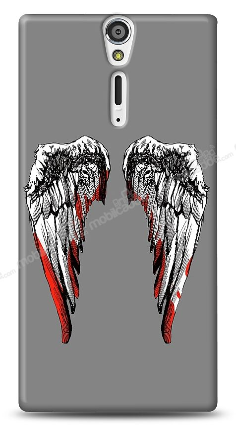 Sony Xperia S Bloody Angel Kılıf