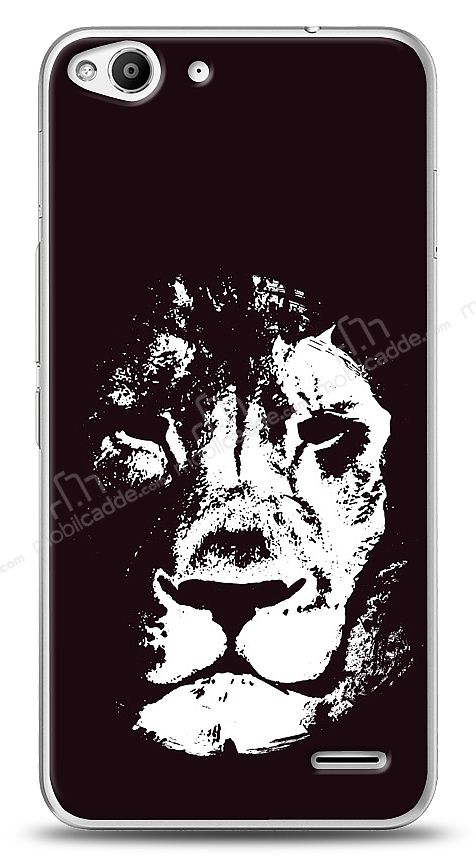 Vodafone Smart 6 Black Lion Kılıf