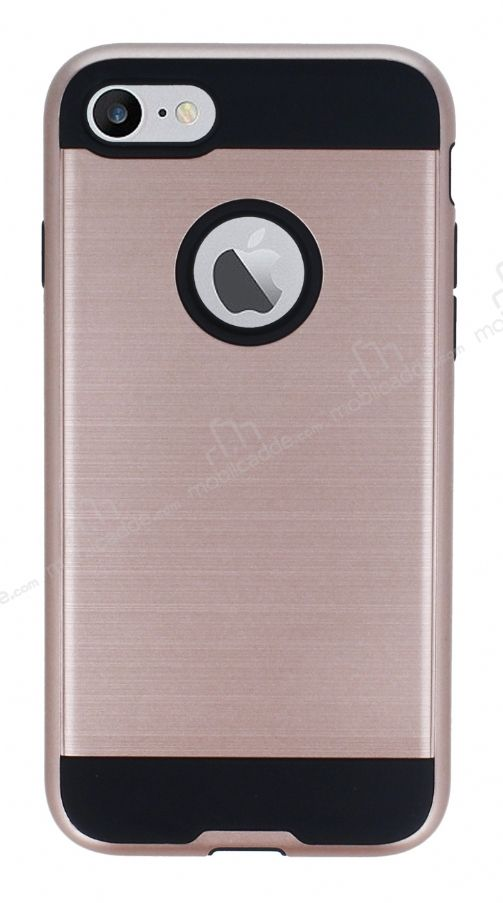 Eiroo Iron Shield iPhone 7 Ultra Koruma Rose Gold Kılıf