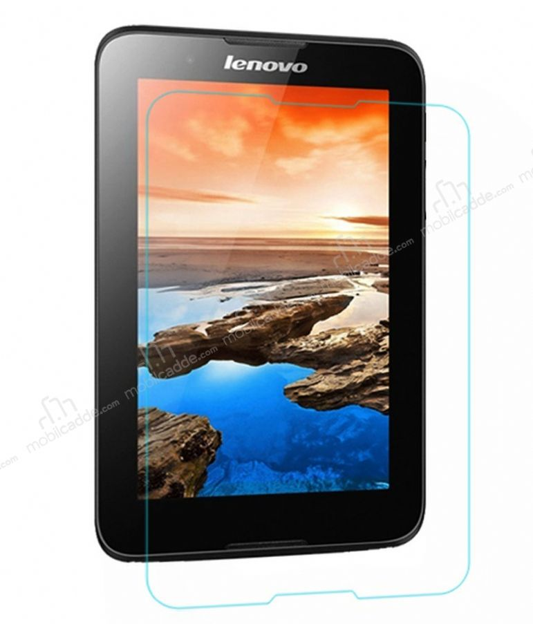 Eiroo Lenovo A7-30 A3300 Tempered Glass Tablet Cam Ekran Koruyucu