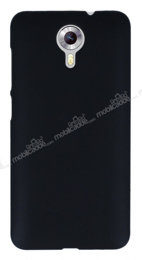 General Mobile Android One / General Mobile GM 5 Siyah Rubber Kılıf