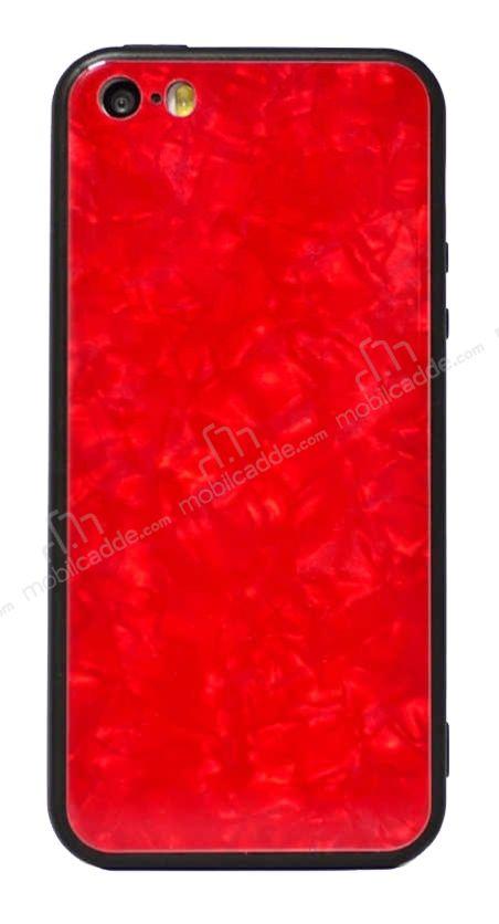 Iphone 6 Plus Red >> Iphone 6 Plus 6s Plus Desenli Silikon Kenarli Kirmizi Rubber Kilif
