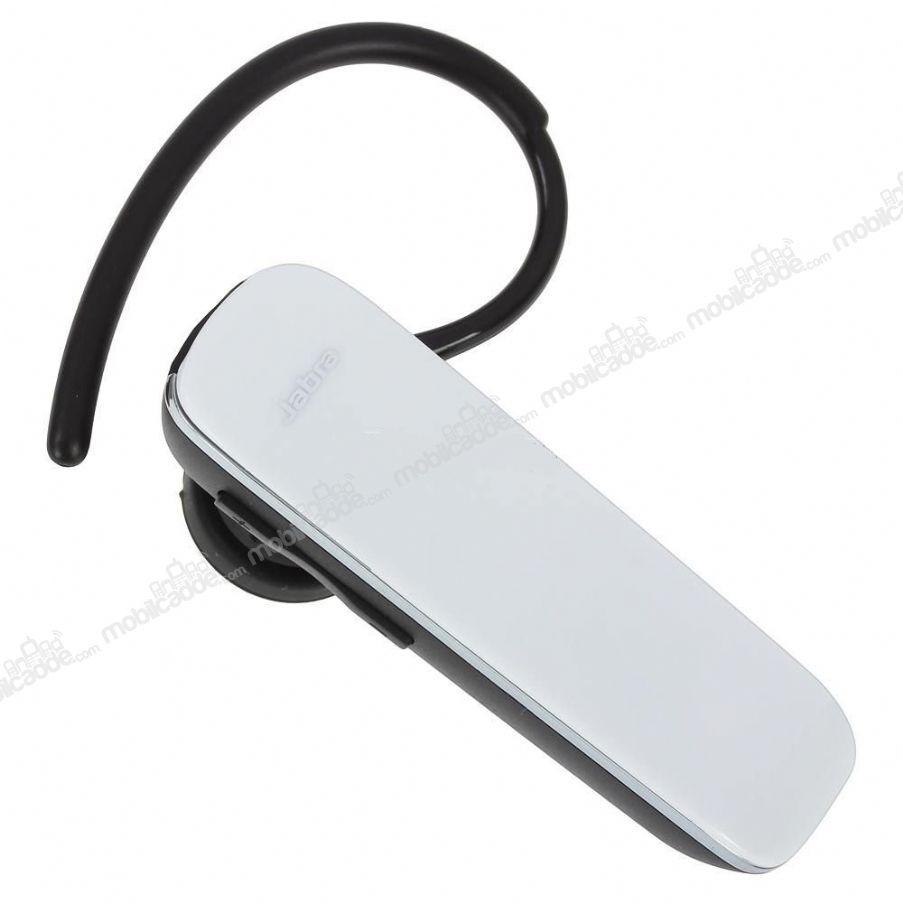 Bluetooth Headset Jabra Easygo White: Jabra EasyGo Bluetooth Beyaz Kulaklık