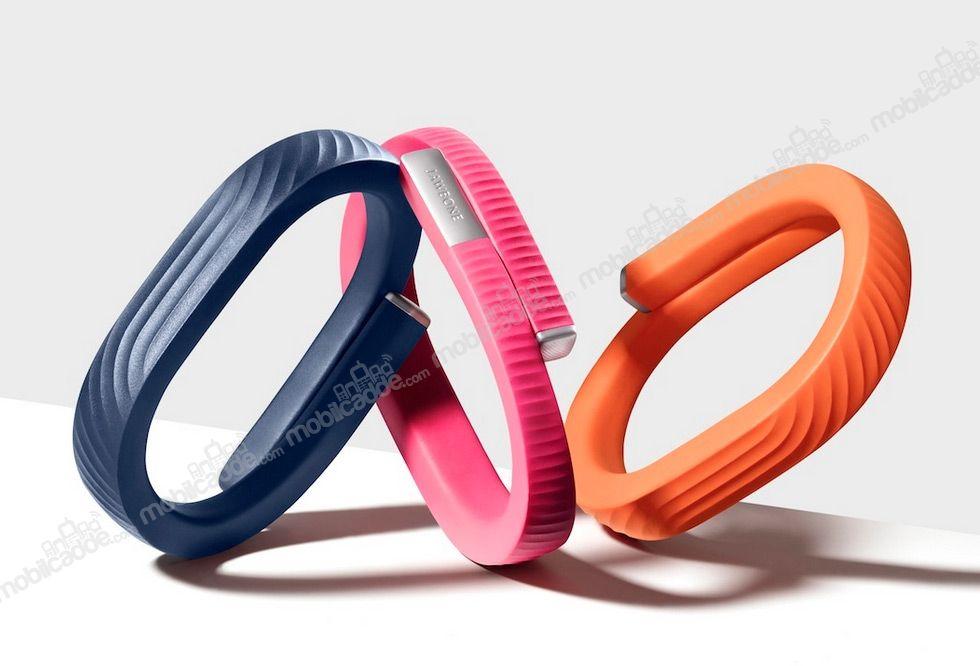 Jawbone UP24 Medium Pembe Akıllı Bileklik | Ücretsiz Kargo