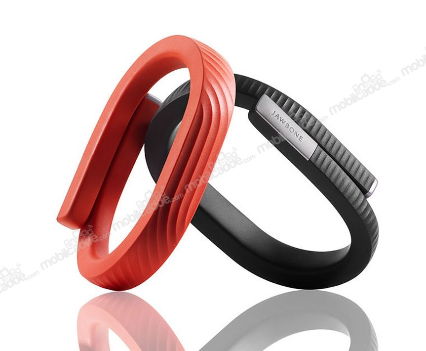 Jawbone UP24 Medium Siyah Akıllı Bileklik | Ücretsiz Kargo