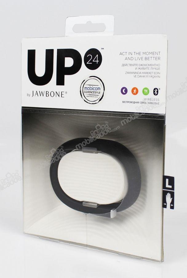 Jawbone UP24 Medium Turuncu Akıllı Bileklik | Ücretsiz Kargo