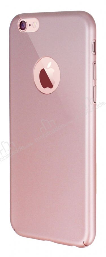 Joyroom Zhi Series iPhone 6 Plus / 6S Plus Rose Gold Ultra İnce Rubber Kılıf