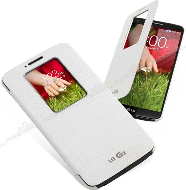 LG lg2 phone cases : LG G2 Pencereli Orjinal Uyku Modlu Yan Kapaklu0131 Beyaz Ku0131lu0131f - Resim ...