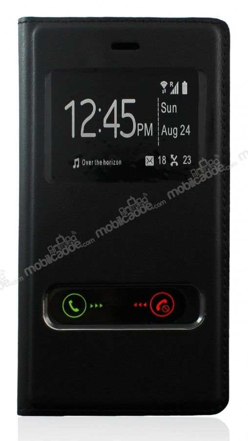 Momax General Mobile Discovery Standlı Pencereli Siyah ...