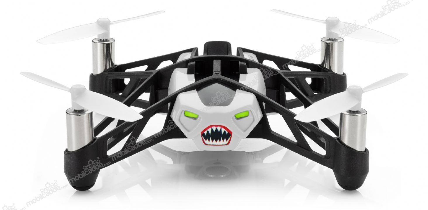Parrot Minidrone Rolling Spider Beyaz Helikopter Cretsiz Kargo Minidrones Spiders White Resim 2