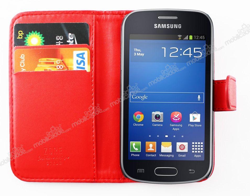 Samsung galaxy trend lite s7390 c zdanl yan kapakl k rm z deri k l f - Samsung galaxy trend lite s7390 ...