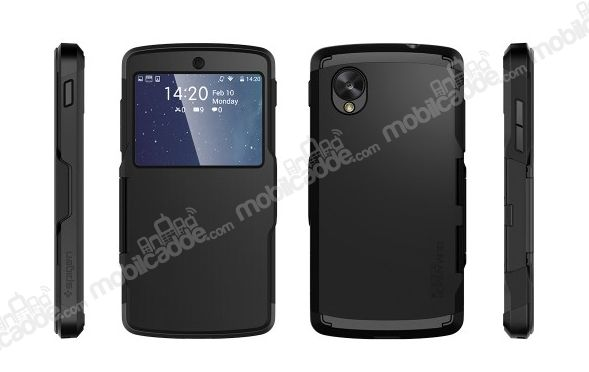 Spigen lg google nexus 5 slim armor view uyku modlu for Spigen nexus 5 template