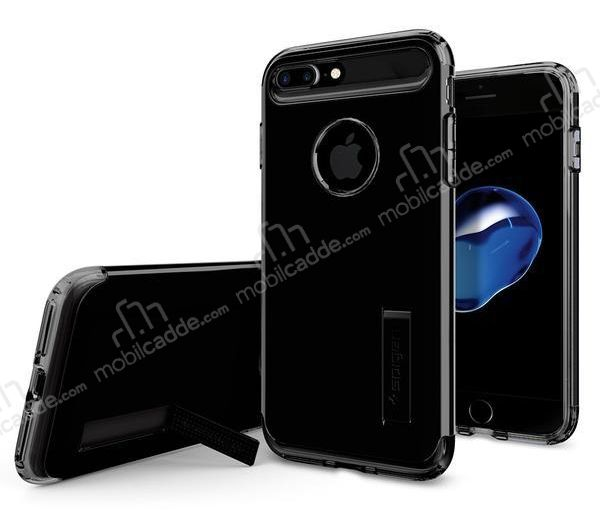 Spigen Slim Armor iPhone 7 Plus Jet Black Kılıf