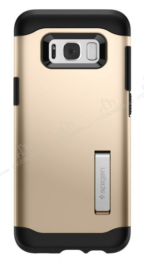 Spigen Slim Armor Samsung Galaxy S8 Plus Gold Maple Kılıf