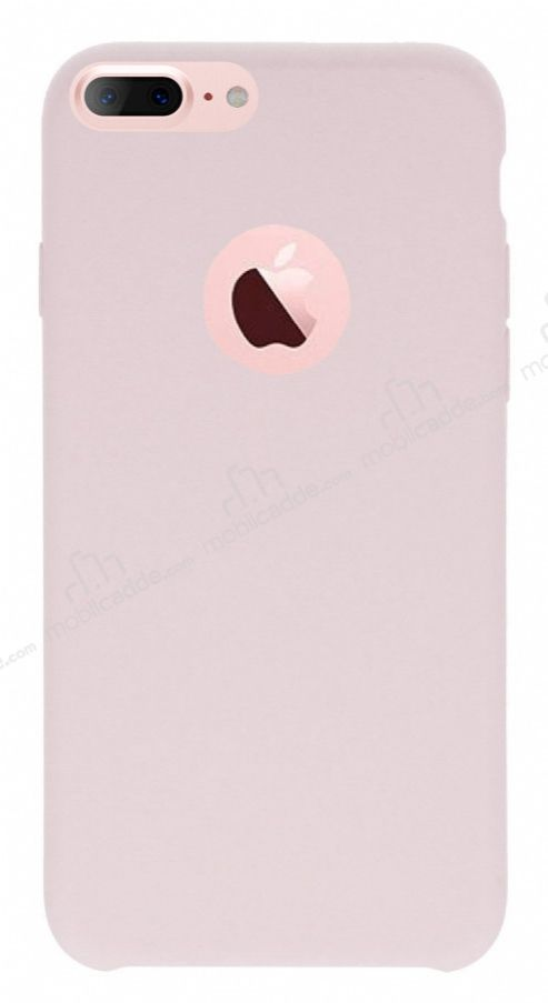 Totu Design Magnet Force iPhone 7 Plus Pembe Silikon Kılıf