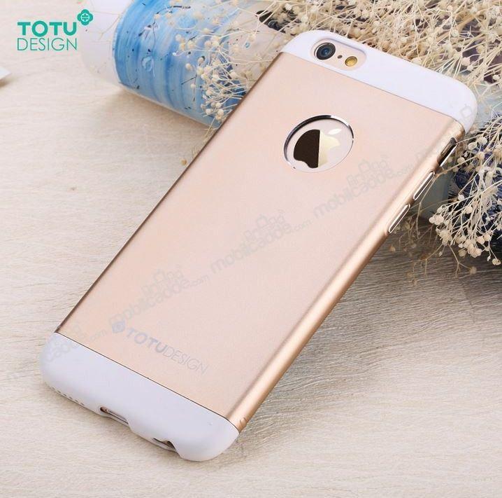 Totu Design Knight iPhone 6 Plus / 6S Plus Metal Gold Ku0131lu0131f - Resim ...