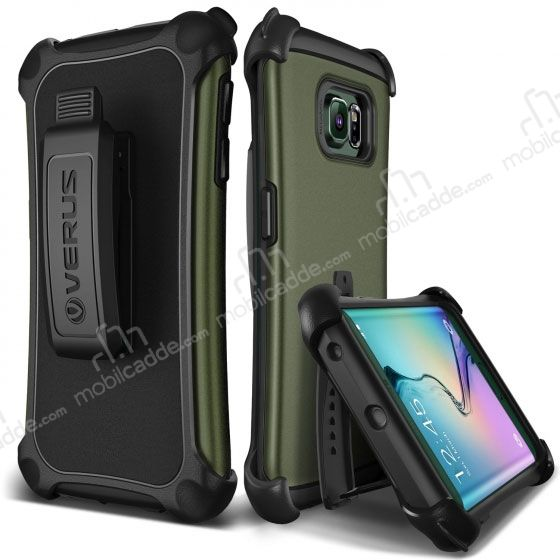 Verus Hard Drop Active Samsung Galaxy S6 Military Kılıf