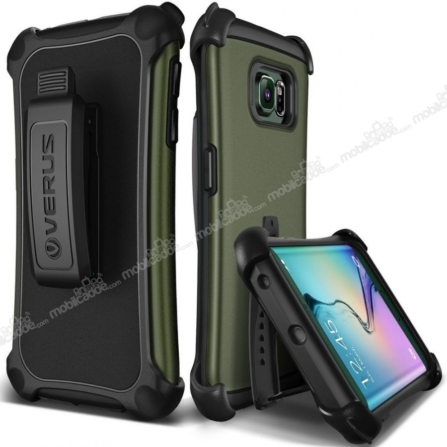 Verus Hard Drop Active Samsung Galaxy S6 Edge Military Kılıf