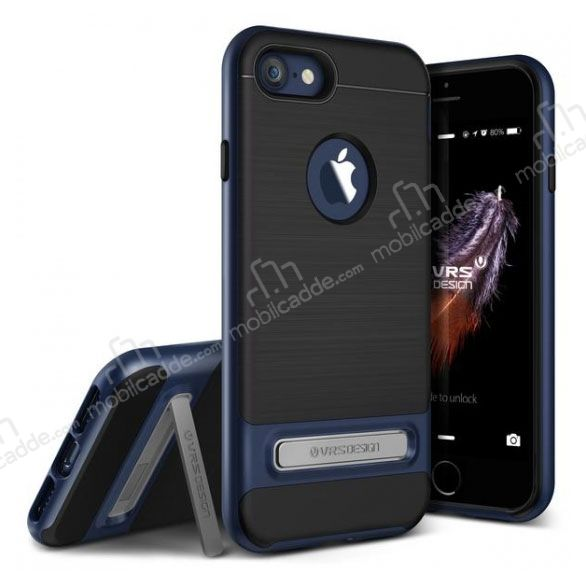 VRS Design High Pro Shield iPhone 7 / 8 Deep Blue Kılıf