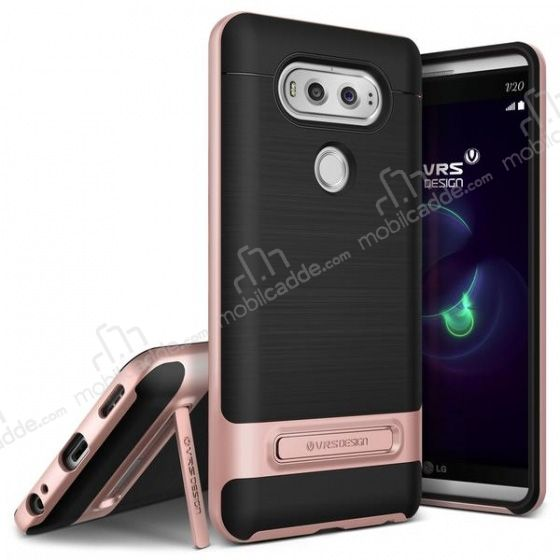 Verus High Pro Shield LG V20 Rose Gold Kılıf