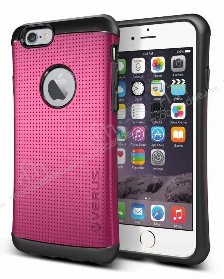 Verus Thor Series iPhone 6 Plus / 6S Plus Hot Pink Kılıf