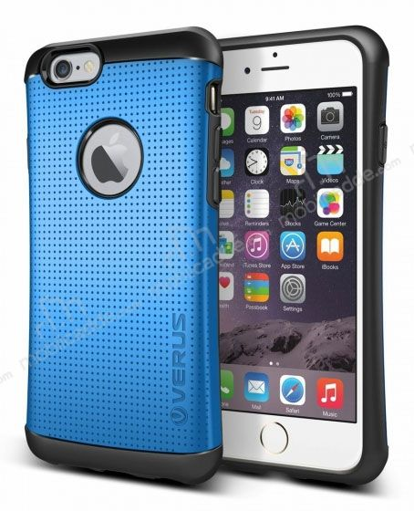 Verus Thor Series iPhone 6 Plus / 6S Plus Electric Blue Kılıf