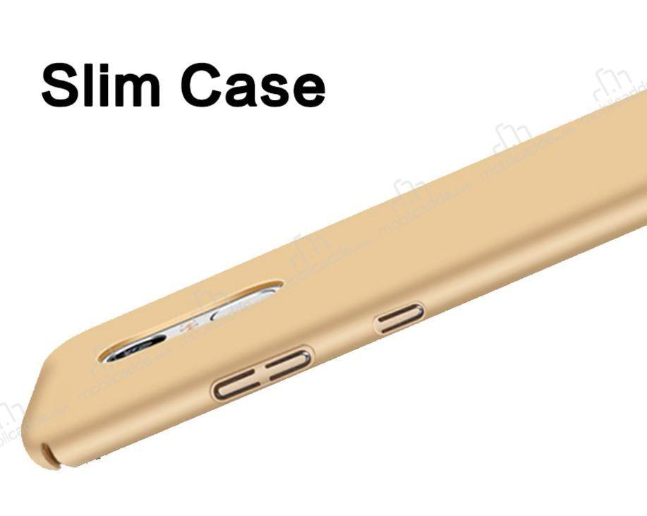 Xiaomi Redmi Note 4 Redmi Note 4X Tam Kenar Koruma Bordo