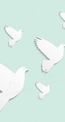greeen-pigeons