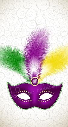 purple-mask