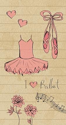 mini-balet