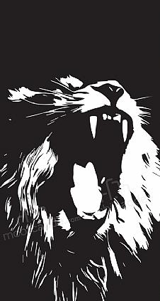gray-lion