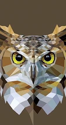 mozaik-baykus