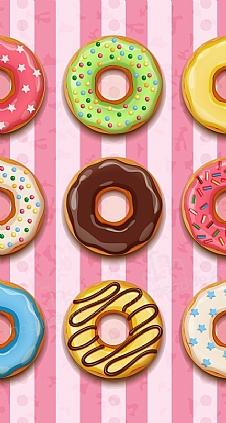 donut-pembe