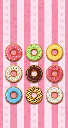 mini-pembe-donut