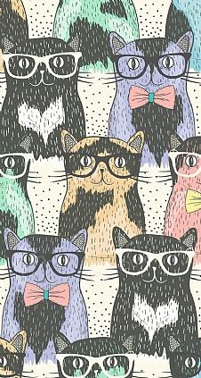 kedi-desenli