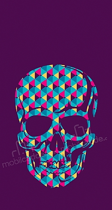 color-skull-purple