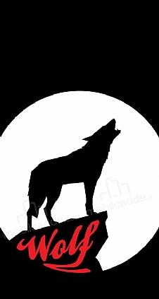 black-wolf