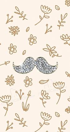 bling-mustache-tasli