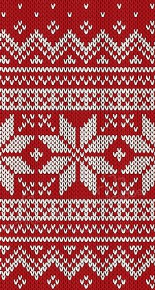 sweater-snow-kirmizi