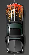 Fire Car