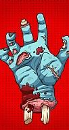 Zombie Hand Big