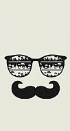 Gözlük Bıyık