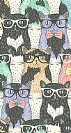 Kedi Desenli