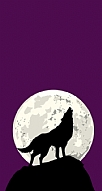 Wolf Purple