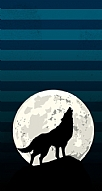 Wolf Blue
