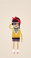 Hipster 6