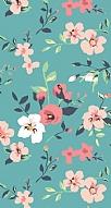 Çiçek Desenli 1