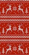 Sweater Deer Kırmızı